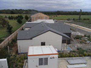 Eight Houses, New Gisborne